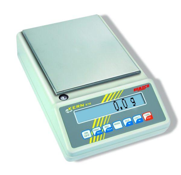 Balance de laboratoire pesage-comptage