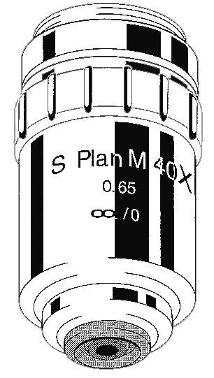 Objectifs complémentaires pour Microscope métallographique