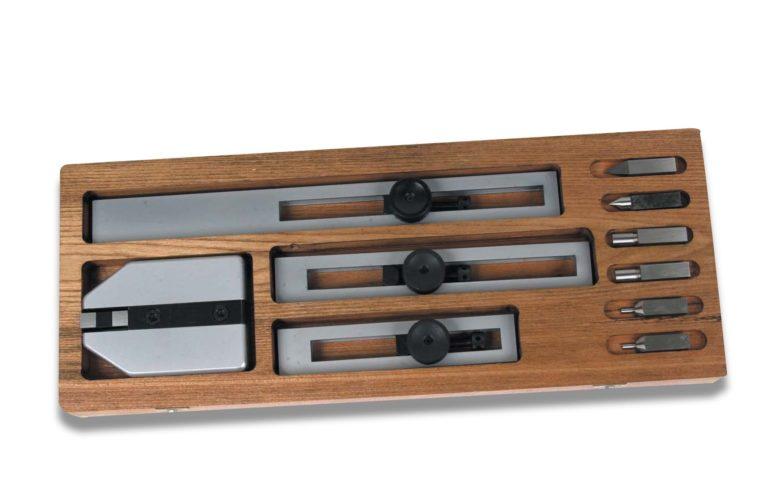 Accessoires pour cales étalons