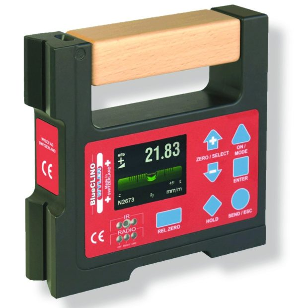 Inclinomètre électronique de haute précision