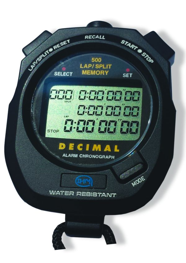 Chronomètre digital
