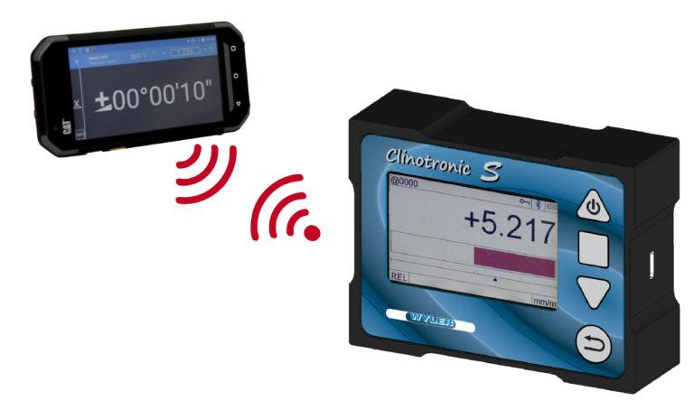 Inclinomètre niveau électronique digital WYLER