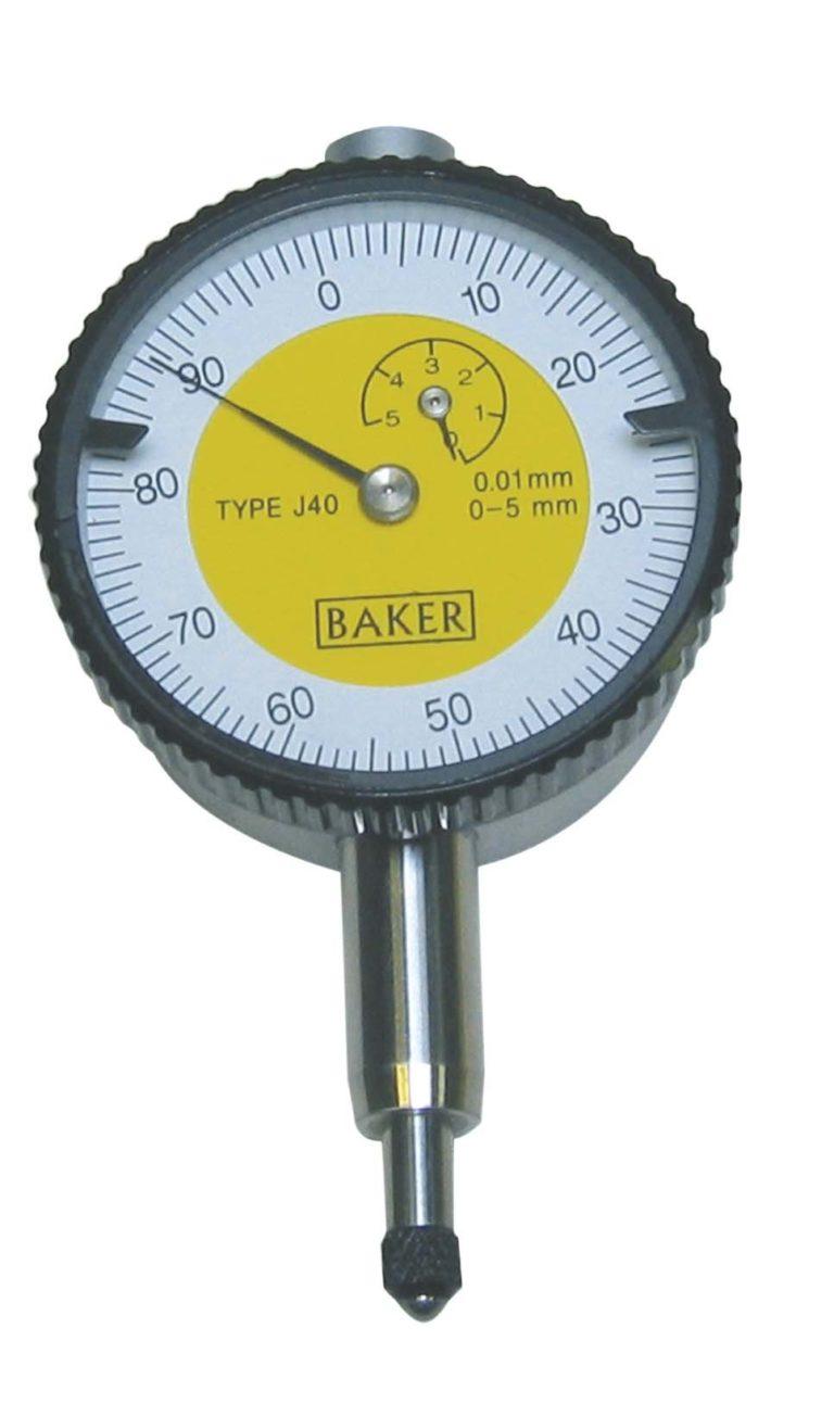 Comparateur à cadran Baker