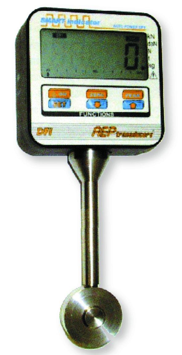 Capteur compression avec afficheur déporté