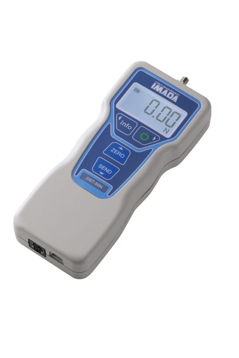 Dynamomètre digital avec protection mécanique contre la surcharge