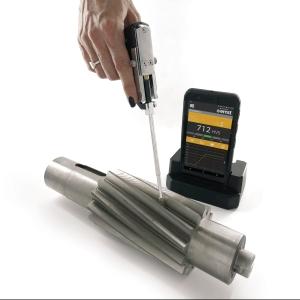 Duromètre portable e-handy esatest