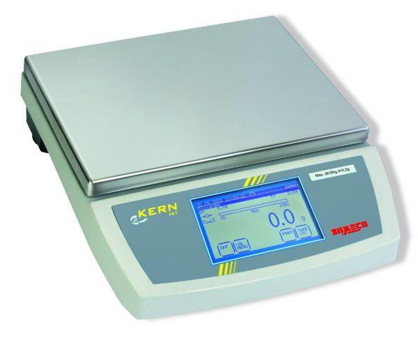 Balance de table industrielle à écran tactile pesage-comptage