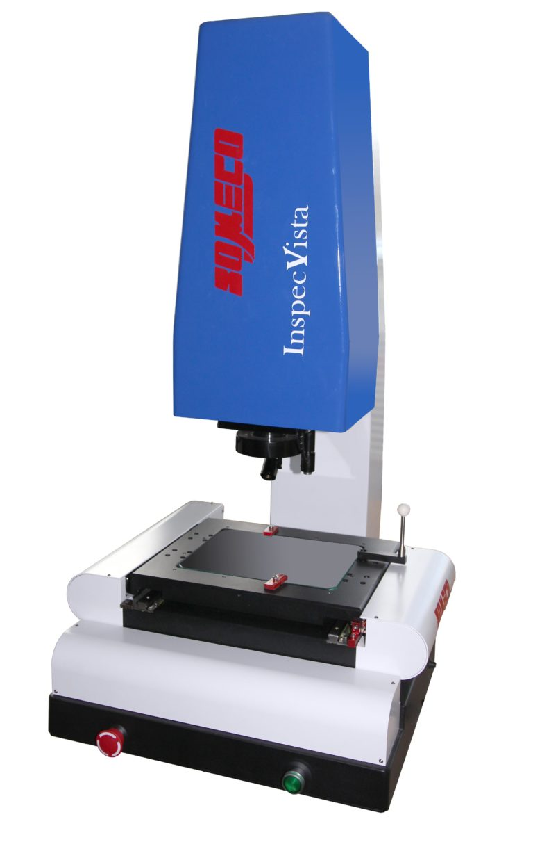 Machine de mesure vidéo 2D+1, projecteur de profil