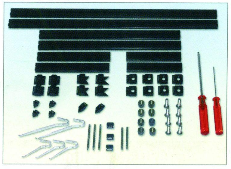 Systèmes de fixation DF pour machine de mesure tridimensionnelle