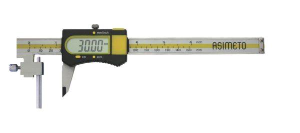 Pied à coulisse digital pour mesure de tubes