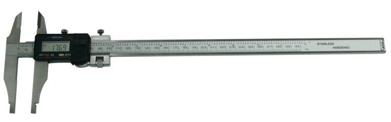 Instruments de mesure à main pied à coulisse