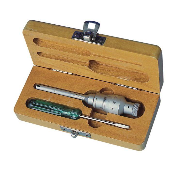 Micromètre d'intérieur à trois touches (alèsomètre)