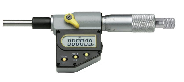 Butée micrométrique digitale