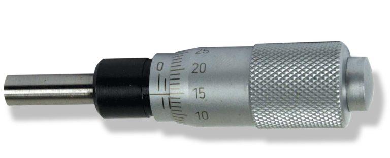 Mini butée micrométrique