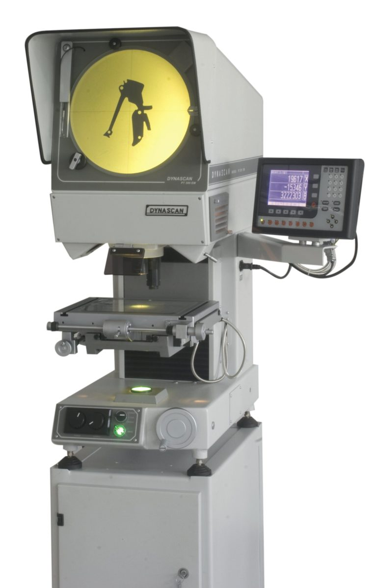 Projecteur de profils vertical écran Ø300mm