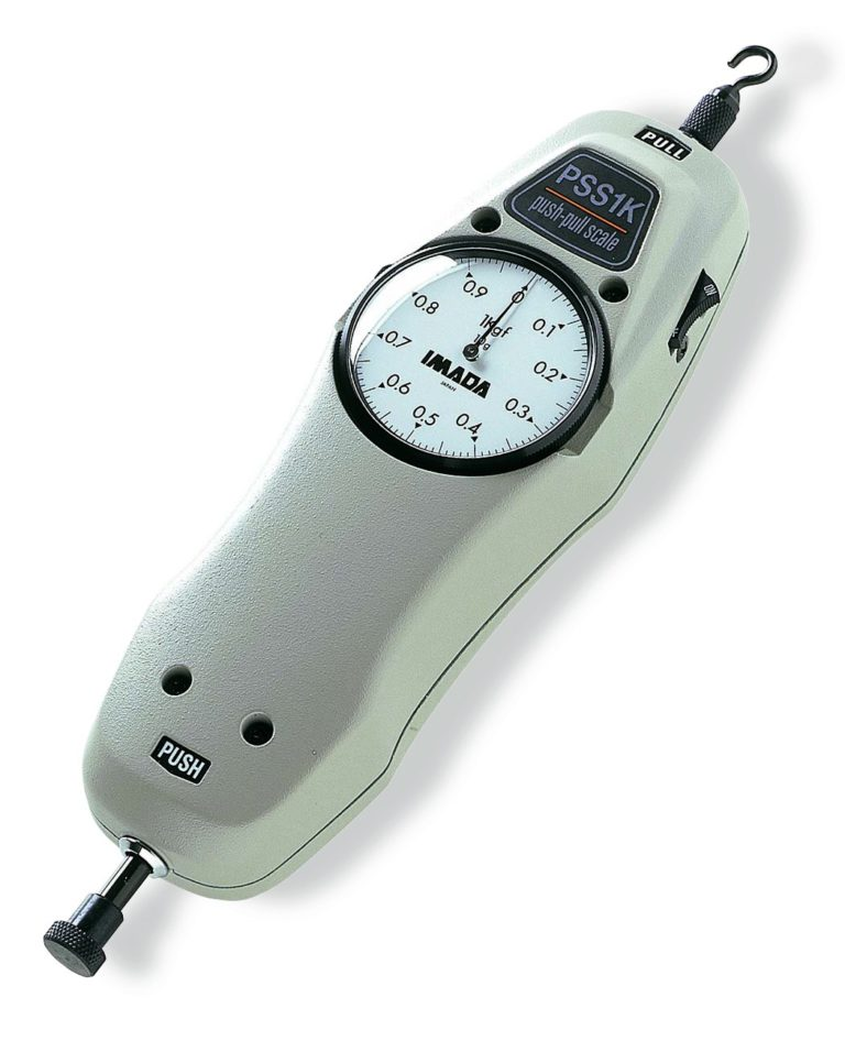 Dynamomètre analogique traction-compression