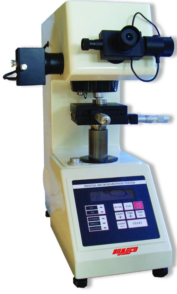 Duromètre digital micro-VICKERS