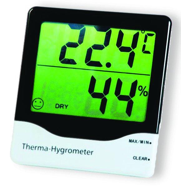 Thermo-Hygromètre de poche