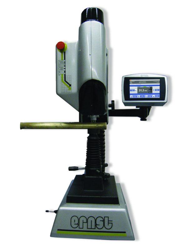 Duromètre fixe motorisé automatique à lecture digitale