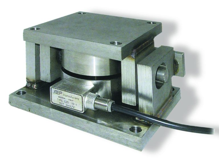 Unité de pesage pour capteur compression